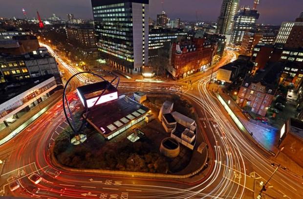 London la thanh pho hang dau chau Au thu hut dau tu cho cong nghe hinh anh 1