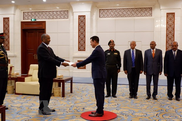 Sudan khang dinh Viet Nam la mot hinh mau ve phat trien hinh anh 1