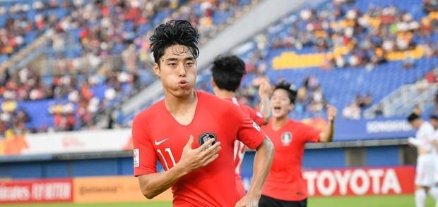 VCK U23 chau A 2020: Da xac dinh duoc 3 doi bong vao tu ket hinh anh 3