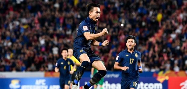 VCK U23 chau A 2020: Da xac dinh duoc 3 doi bong vao tu ket hinh anh 2