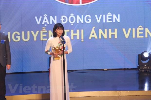 HLV Park Hang-seo va U22 Viet Nam duoc vinh danh tai Cup Chien thang hinh anh 2