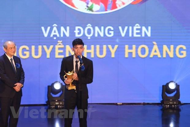 HLV Park Hang-seo va U22 Viet Nam duoc vinh danh tai Cup Chien thang hinh anh 3