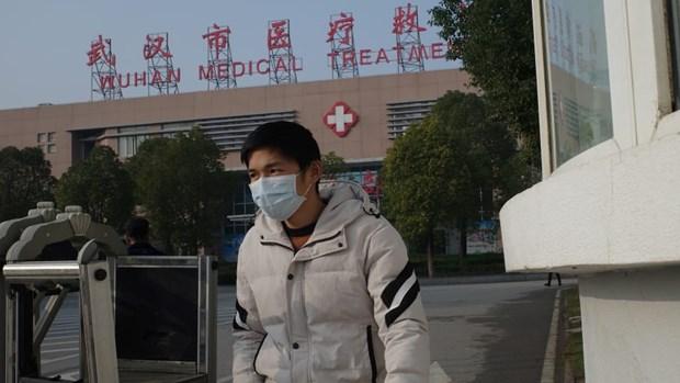 Trung Quoc thong bao them 4 ca nhiem virus corona o thanh pho Vu Han hinh anh 1