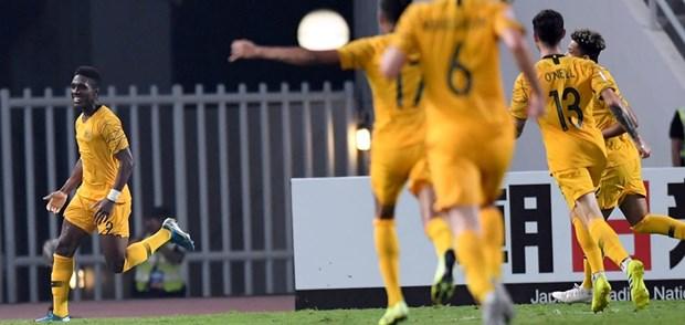 U23 Australia vao ban ket sau 120 phut thi dau cang thang hinh anh 1