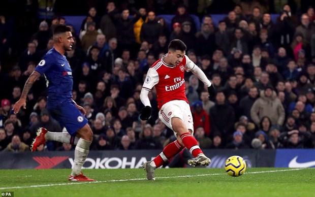 Chelsea va Arsenal chia diem sau man ruot duoi ty so kich tinh hinh anh 1