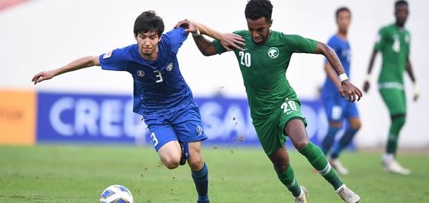 Ha be Uzbekistan, Saudi Arabia thang tien chung ket U23 chau A hinh anh 2
