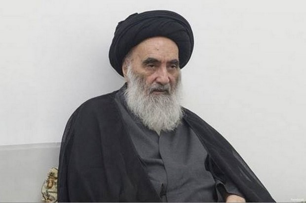 Dai giao chu Iraq Ali al-Sistani keu goi thanh lap chinh phu moi hinh anh 1