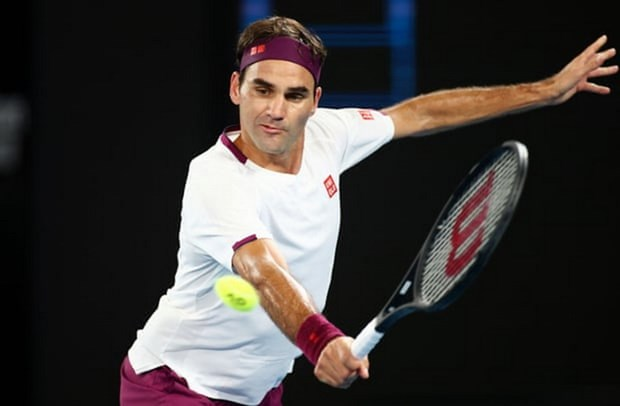 Federer nguoc dong vao tu ket, can ke ngay 'dai chien' Djokovic hinh anh 1