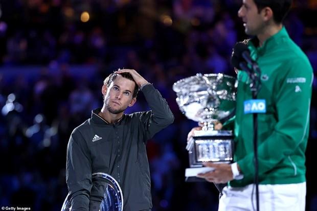 Ha Thiem, Djokovic lap ky luc vo dich moi tai Australian Open hinh anh 2