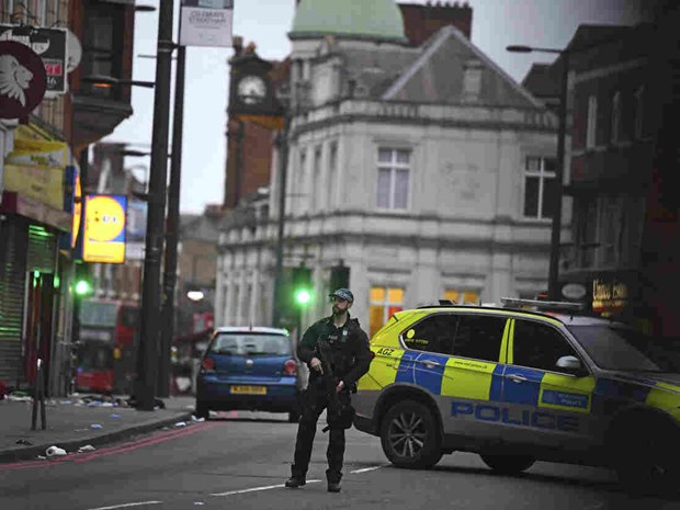 Anh: IS nhan lien quan den ke tan cong bang dao o London hinh anh 1