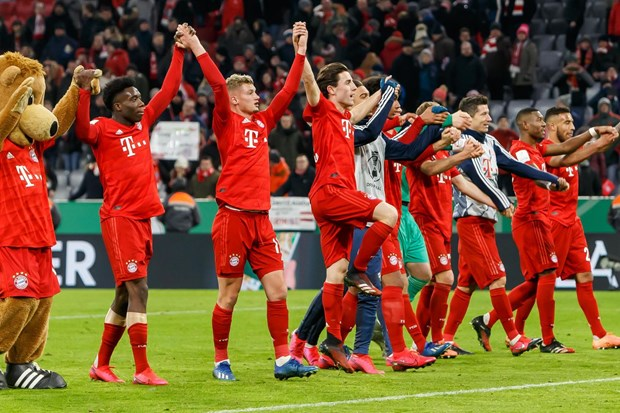 Bayern Munich vao tu ket Cup Quoc gia sau 'con mua ban thang' hinh anh 2