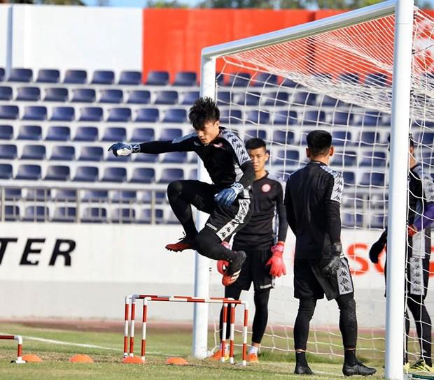 AFC doi lich thi dau cua TP.HCM va Than Quang Ninh vi virus corona hinh anh 1