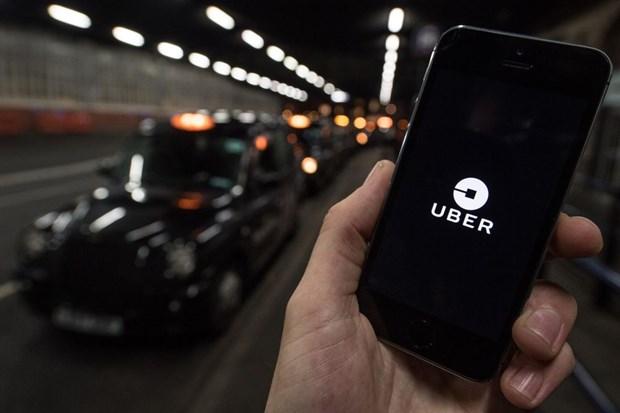 Hang Uber tiep tuc lam an khong co lai trong quy 4 nam 2019 hinh anh 1