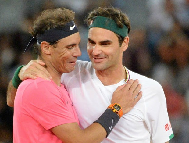 Tran dau giua Roger Federer va Rafa Nadal thiet lap ky luc moi hinh anh 1