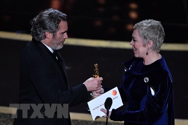 'Parasite' lap ky tich trong mot mua Oscar mang tinh toan cau hinh anh 2