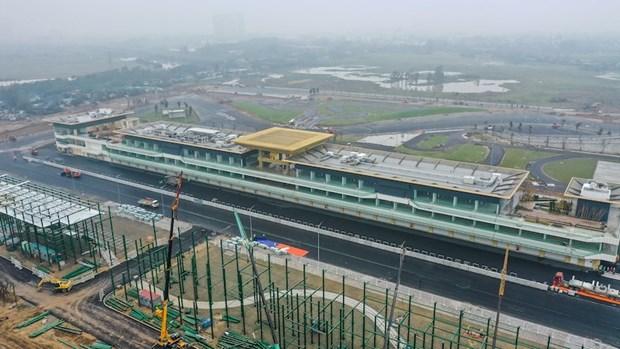 Giam doc F1: Khong hoan chang dua Vietnam Grand Prix hinh anh 1
