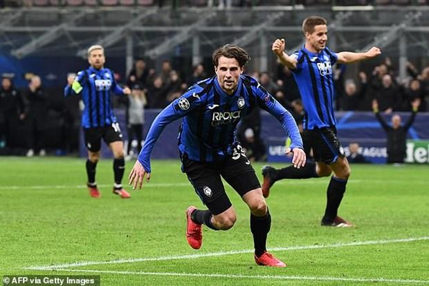 Champions League: Tottenham bai tran, Atalanta thang 'huy diet' hinh anh 1