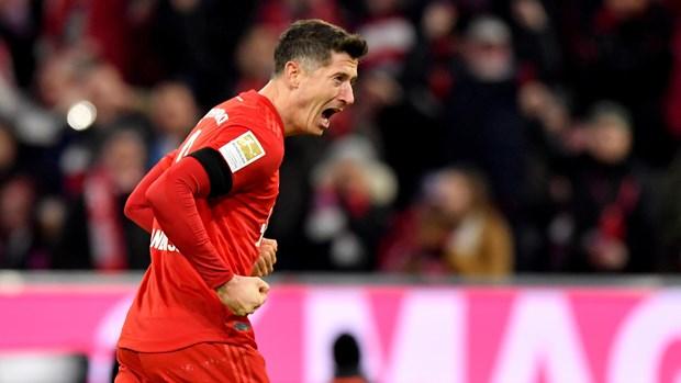 Bayern Munich vat va gianh chien thang truoc doi cuoi bang hinh anh 1