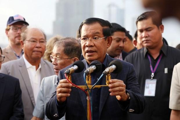 Campuchia mien thue cho cac nha may anh huong do dich COVID-19 hinh anh 1