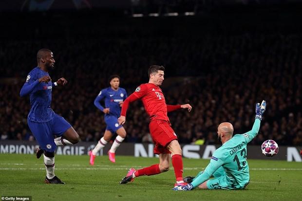 Bayern da de bep Chelsea tai Stamford Bridge nhu the nao? hinh anh 2