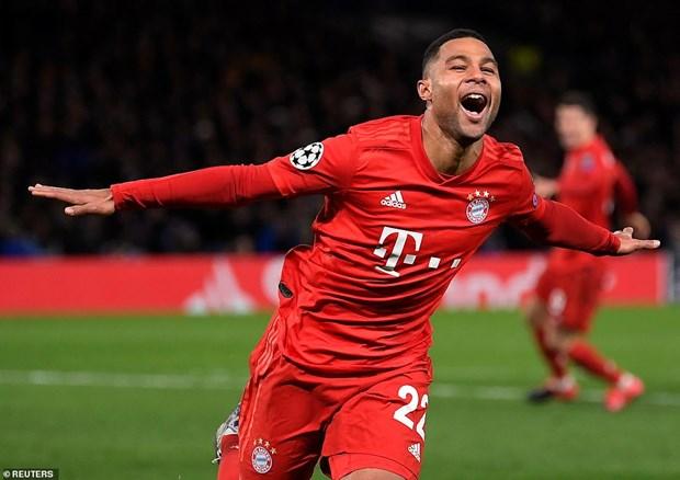 Bayern da de bep Chelsea tai Stamford Bridge nhu the nao? hinh anh 1