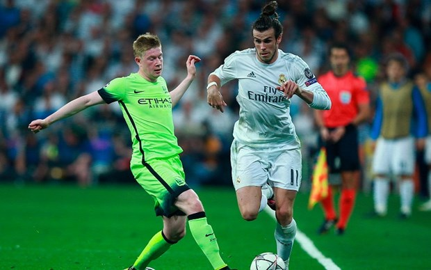 Lich truc tiep Champions League: Real Madrid 'dai chien' Man City hinh anh 1