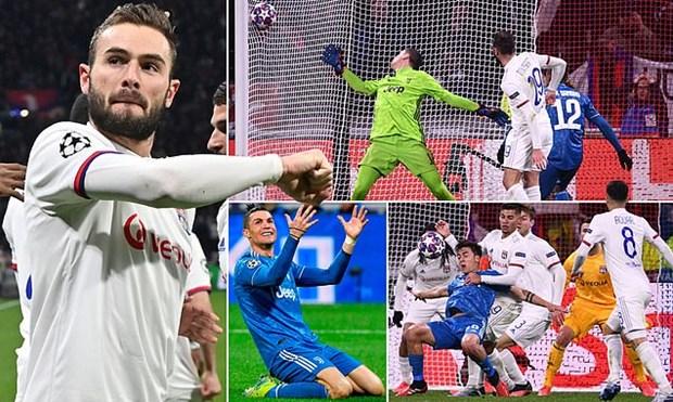 Champions League: Real bai tran tai Bernabeu, Juventus thua soc hinh anh 2