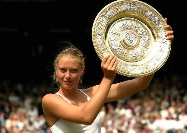 'Bup be Nga' Maria Sharapova gia tu su nghiep o tuoi 32 hinh anh 1
