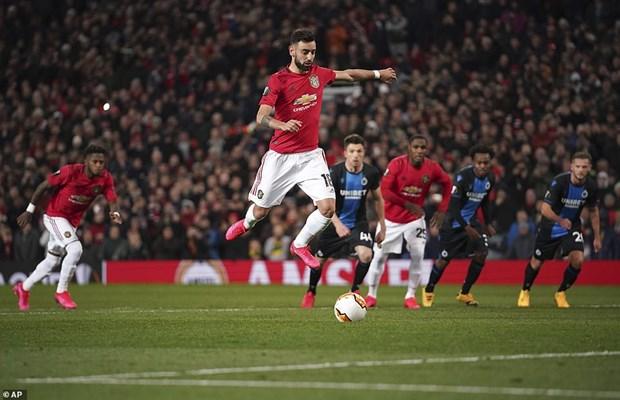 Euopa League: M.U thang huy diet, Arsenal cay dang chia tay hinh anh 1