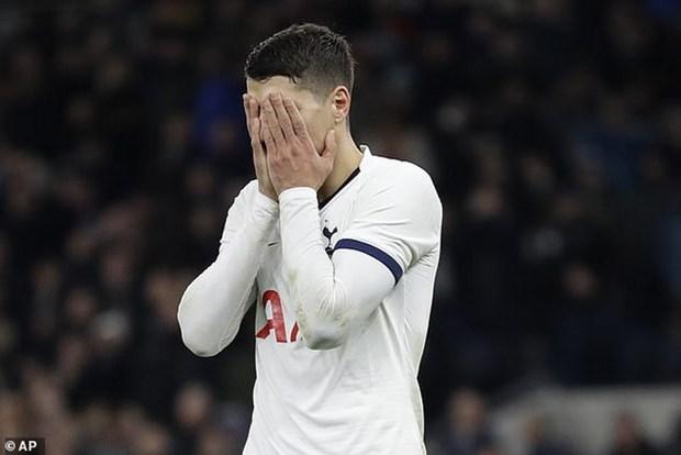 FA Cup: Manchester City gianh ve vao tu ket, Tottenham bi loai hinh anh 1