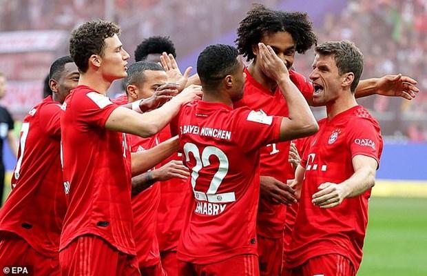 Canh tranh quyet liet o Bundesliga khien FC Bayern manh me hon? hinh anh 2