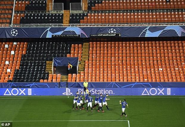 Atalanta lap ky tich o Champions League sau 'con mua ban thang' hinh anh 3