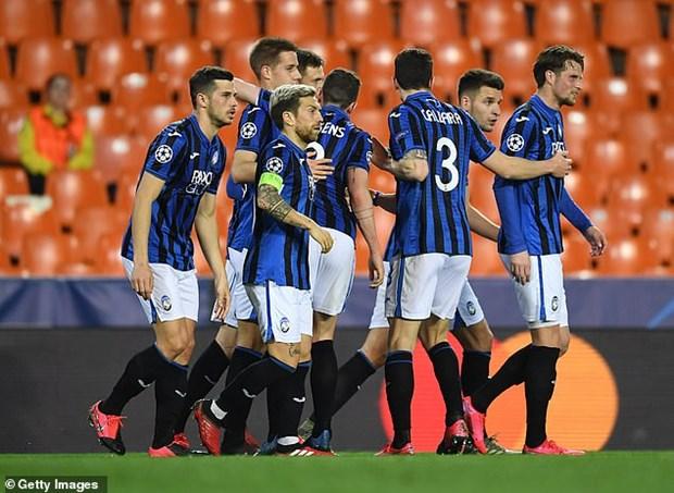 Atalanta lap ky tich o Champions League sau 'con mua ban thang' hinh anh 2