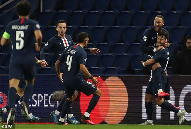 Paris Saint-Germain nguoc dong loai Dortmund khoi Champions League hinh anh 2