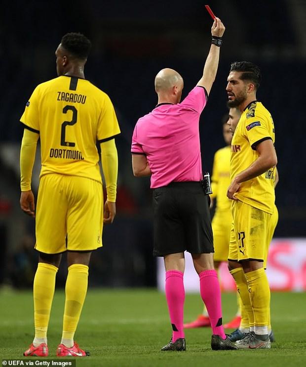 Paris Saint-Germain nguoc dong loai Dortmund khoi Champions League hinh anh 3