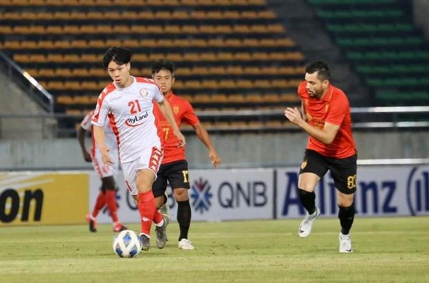AFC Cup 2020 bi huy vi dich, Cong Phuong het co hoi thi dau chau luc hinh anh 1