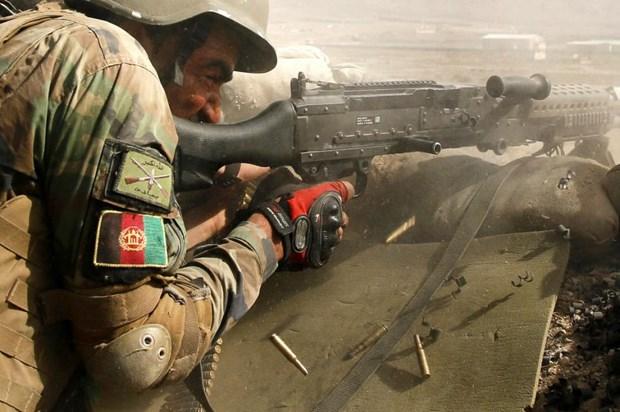 Chi huy chu chot cua Taliban bi tieu diet o Tay Afghanistan hinh anh 1
