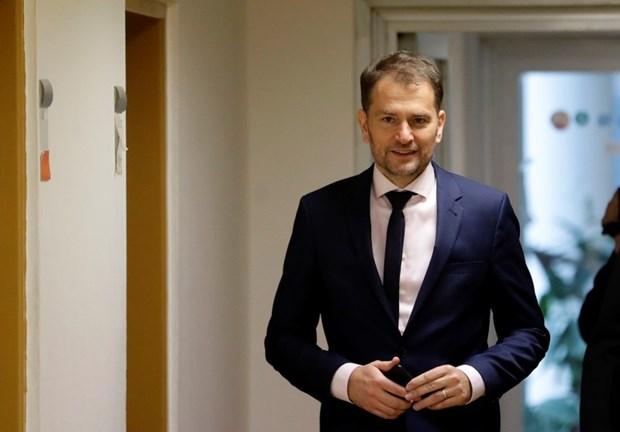 Slovakia: Ong Igor Matovic duoc bo nhiem lam Thu tuong hinh anh 1