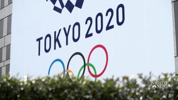 Thu tuong Nhat Ban lan dau de cap kha nang hoan Olympic Tokyo 2020 hinh anh 1