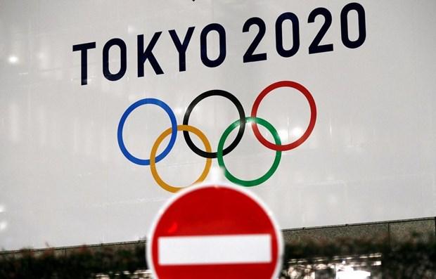 Thu tuong Abe: Nhat Ban, IOC nhat tri hoan to chuc Olympic Tokyo 2020 hinh anh 1