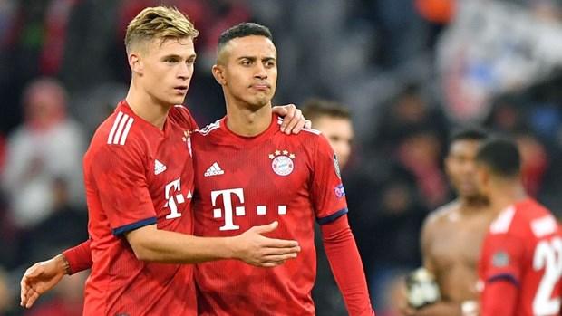 Vi Joshua Kimmich, David Alaba se chia tay Bayern Munich? hinh anh 1