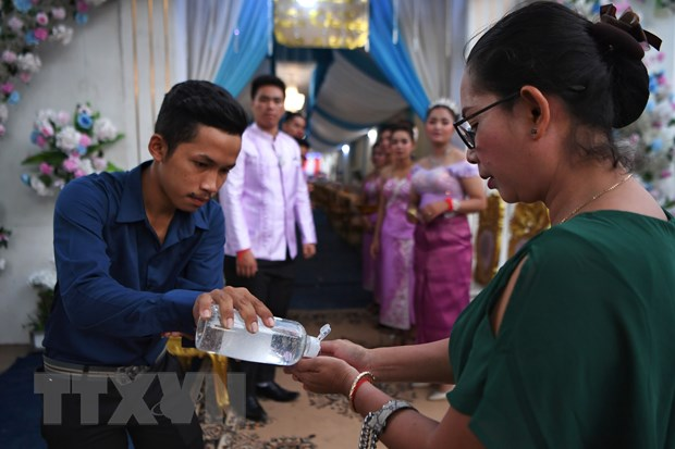 Thu tuong Campuchia de ngo kha nang ban bo tinh trang khan cap hinh anh 1