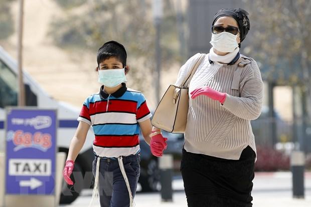 Phu ta cua Thu tuong Israel duong tinh voi virus SARS-CoV-2 hinh anh 1