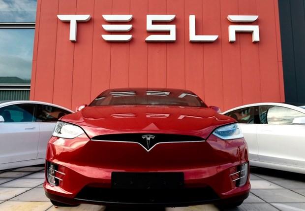 Doanh so ban xe cua Tesla van vuot troi trong quy 1 nam 2020 hinh anh 1