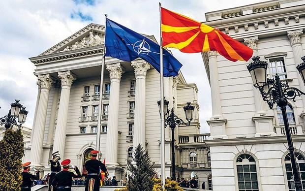 Bac Macedonia chinh thuc la thanh vien thu 30 cua NATO hinh anh 1