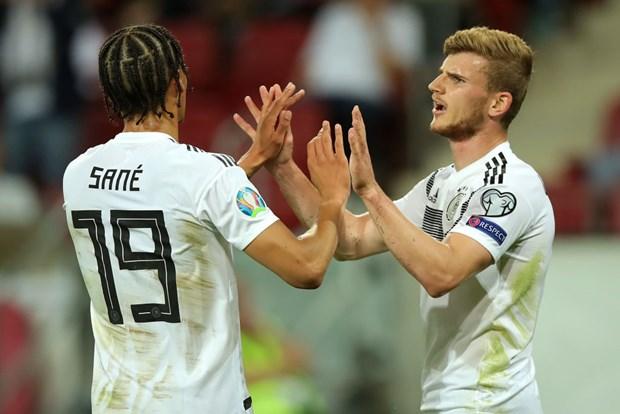 Flick tiet lo toan tinh ve tuong lai cua Bayern va Werner, Sane, Neuer hinh anh 1