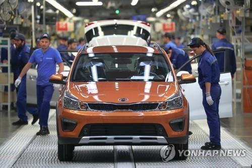 Hyundai Motor noi lai hoat dong san xuat tai nha may o Nga hinh anh 1
