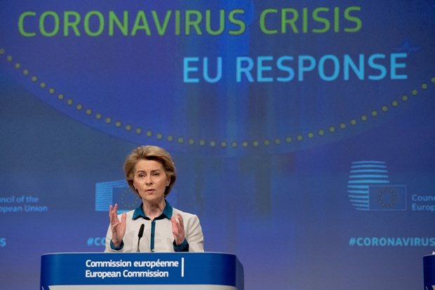 EU ung dung cong nghe vao lo trinh do bo tinh trang phong toa hinh anh 1