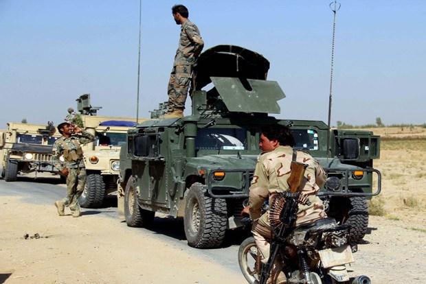 Afghanistan: Giao tranh khien 18 binh sy chinh phu thiet mang hinh anh 1