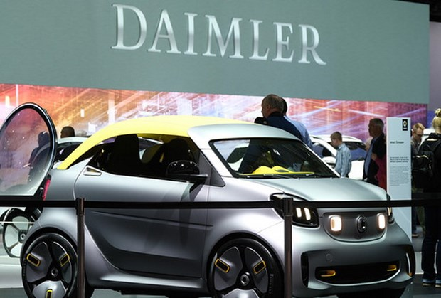 Loi nhuan cua Daimler giam manh do anh huong dich COVID-19 hinh anh 1